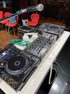 DJ機材アップ